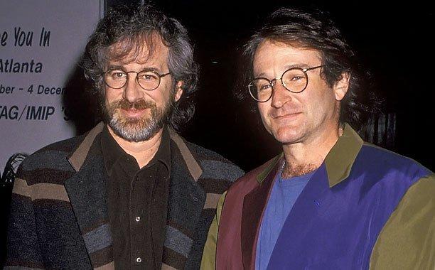 Spielberg riuscì a finire le riprese di Schindler's List grazie a Robin Williams