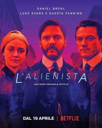 NETFLIX – L'Alienista: featurette e locandina