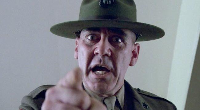 È morto Lee Ermey, il sergente Hartman di Full Metal Jacket