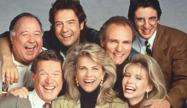 """Il cast di """"Murphy Brown"""" si riunisce per il revival in arrivo! (Foto)"""