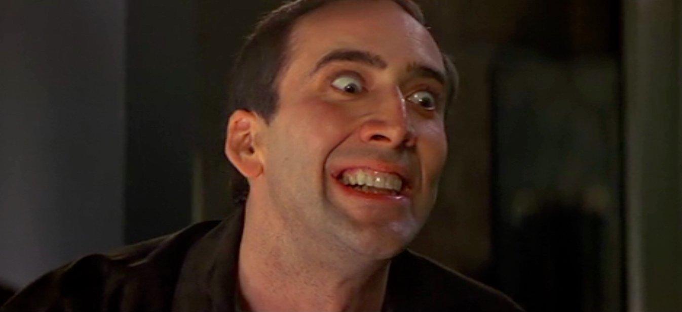 """Nicolas Cage rifarà scene di """"Face/Off"""" e """"Con Air"""" nel suo prossimo film incentrato su di lui"""