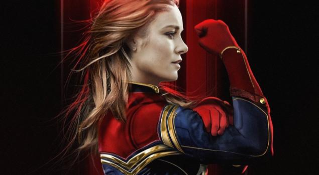 """""""Captain Marvel"""": prime foto di Brie Larson con look anni 90"""