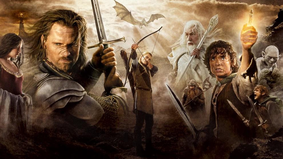 """La serie de """"Il Signore degli Anelli"""" sarà la più costosa della storia"""