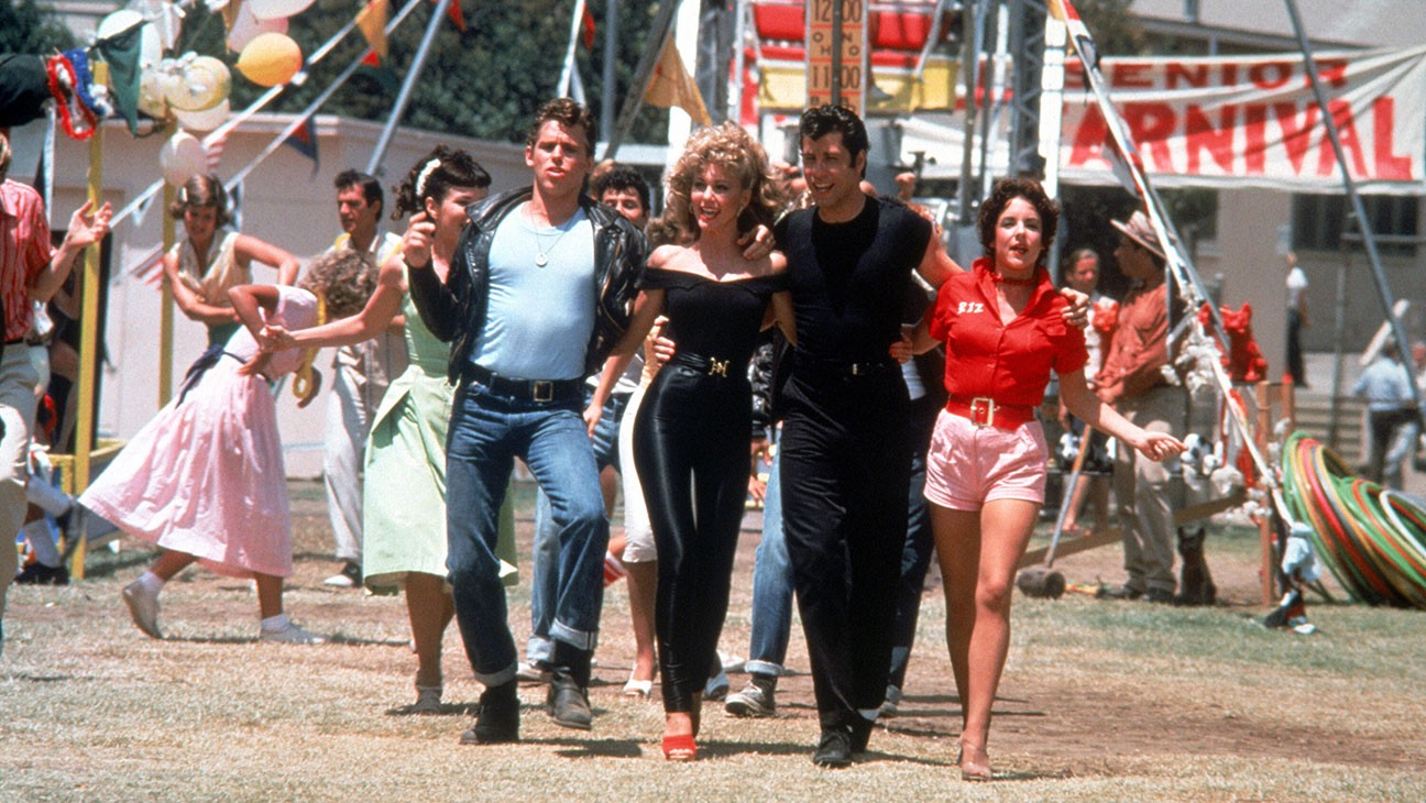 GREASE: EDIZIONE LIMITATA YEARBOOK 40° ANNIVERSARIO