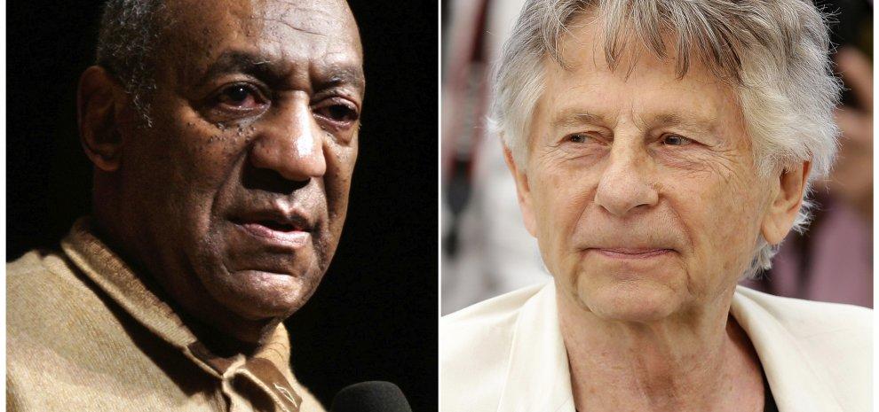Bill Cosby e Roman Polanski espulsi dalla Film Academy