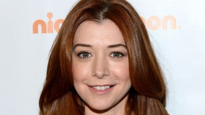 "Alyson Hannigan nel cast del film ""Kim Possible"""