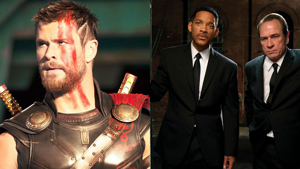 """Men in Black"", arriva il reboot con due eroi Marvel al posto di Will Smith e Tommy Lee Jones"