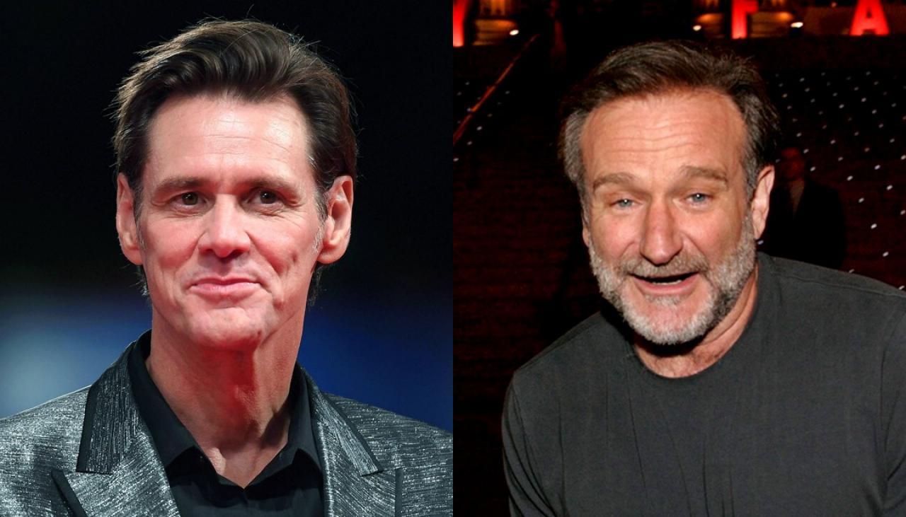 Jim Carrey e la verità dietro la faida con Robin Williams
