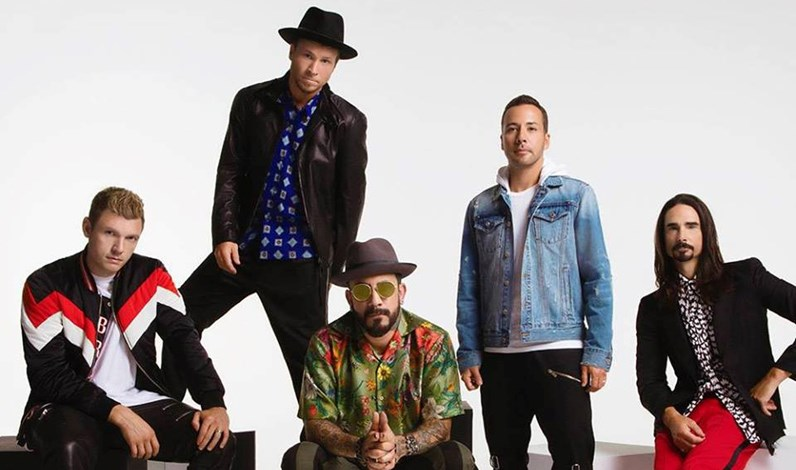 "Il grande ritorno dei Backstreet Boys: la band torna con ""Don't Go Breaking My Heart"""