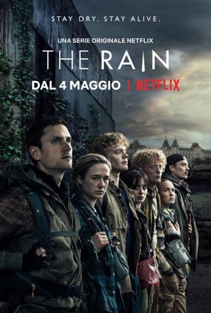THE RAIN, LA NUOVA SERIE NETFLIX, RECENSIONE DEI PRIMI TRE EPISODI