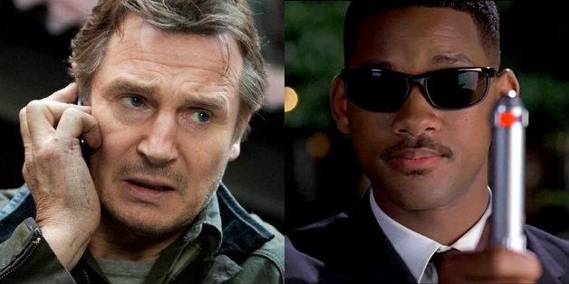 Anche Liam Neeson nello spinoff di Men in Black!
