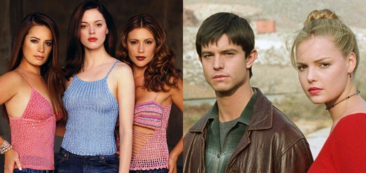 The CW ordina i remake di Streghe e Roswell