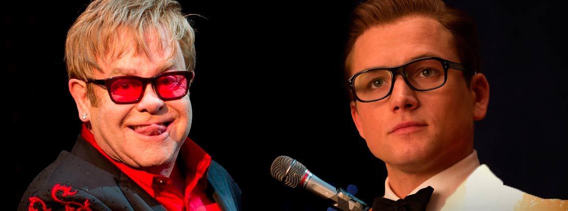 Rocketman: Taron Egerton sarà Elton John nel biopic