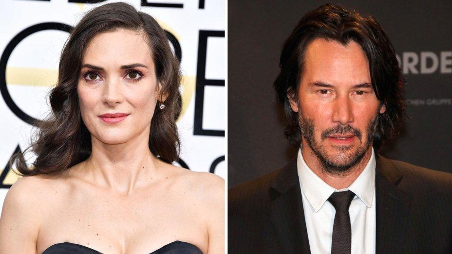 "Winona Ryder e Keanu Reeves insieme nel trailer di ""Destination Wedding"""
