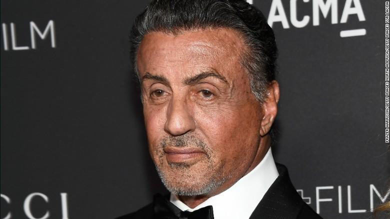 Sylvester Stallone è stato accusato di molestie sessuali
