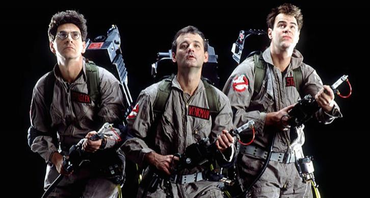 34 anni fa l'uscita di Ghostbusters. Le curiosità.