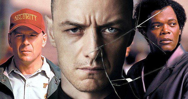 """Glass"": James McAvoy, Bruce Willis e Samuel L. Jackson nelle prime foto ufficiali"