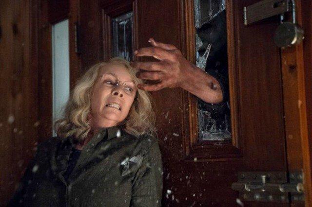 Halloween: Ecco le prime foto di scena dal nuovo film