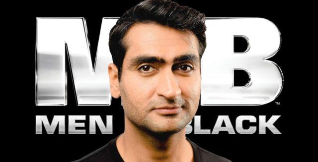 """Men in Black"" spin-off: Kumail Nanjiani si aggiunge al cast"