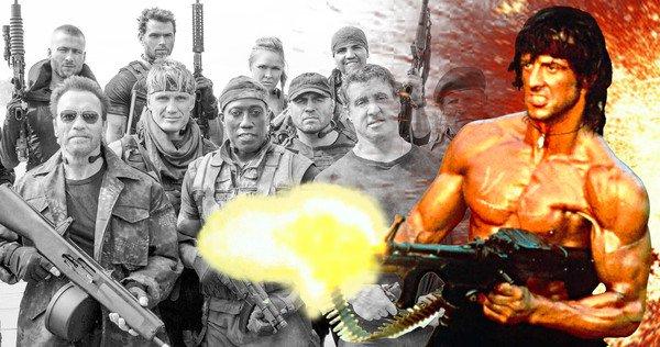 "Rambo 5 fa posticipare l'uscita de ""I Mercenari 4"""