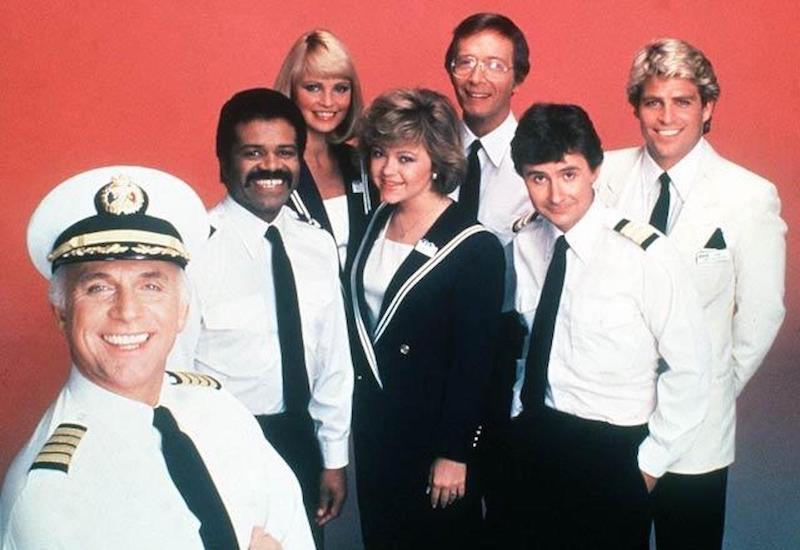 """1 giugno 1980: debutta in Italia la serie """"Love Boat"""""""