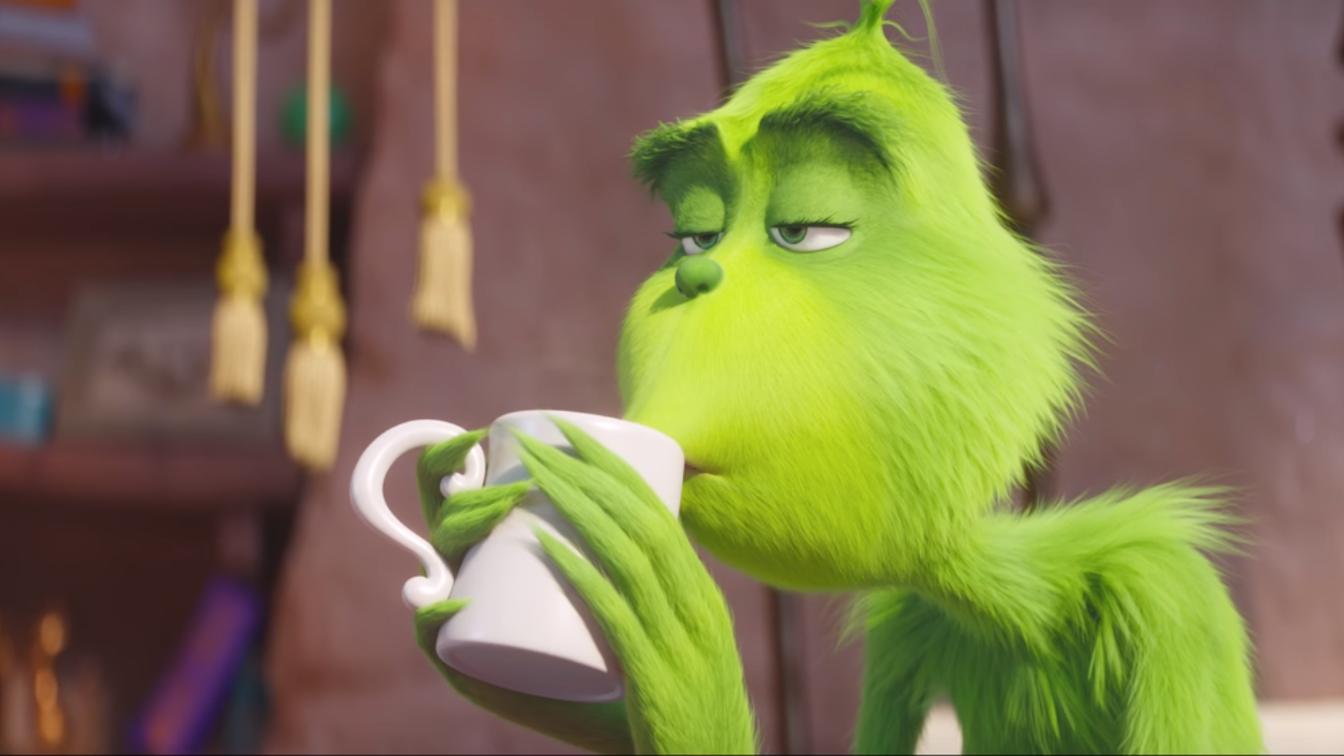 Il Grinch: secondo trailer ufficiale