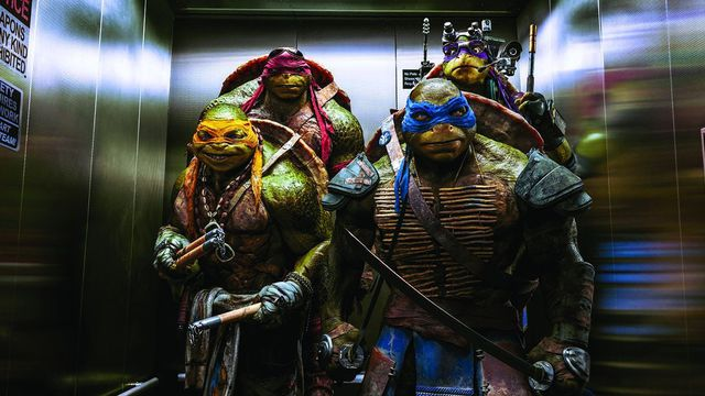Tartarughe Ninja: in arrivo un nuovo film