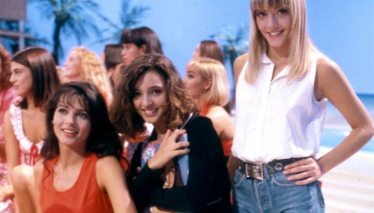 """23 anni fa andava in onda l'ultima puntata di """"Non è la Rai"""""""