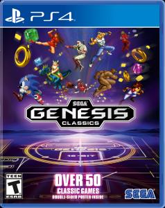 Sega Mega Drive Classics – recensione per PS4