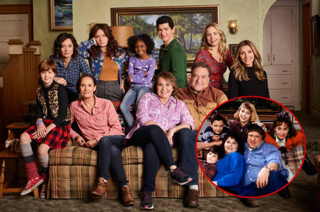 """Accordo vicino per uno spin-off di """"Pappa e Ciccia"""" con l'esclusione di Roseanne Barr"""
