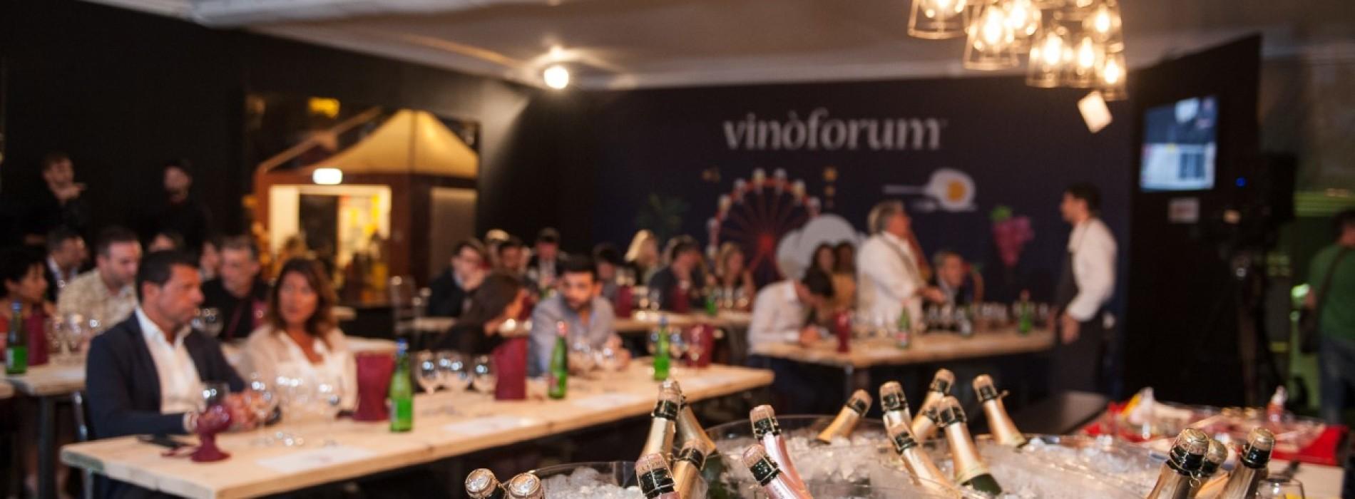 """Vinoforum: un piacere perdersi nello """"Lo Spazio del Gusto"""""""