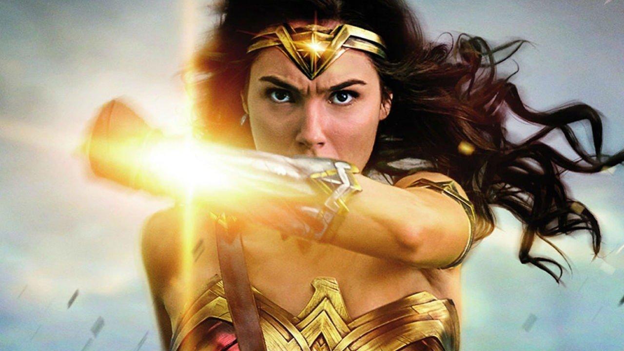 """Prime foto di """"Wonder Woman 1984"""": il ritorno di Chris Pine"""