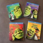 SHREK (DreamWorks New Pack): ecco i nuovissimi cofanetti Universal