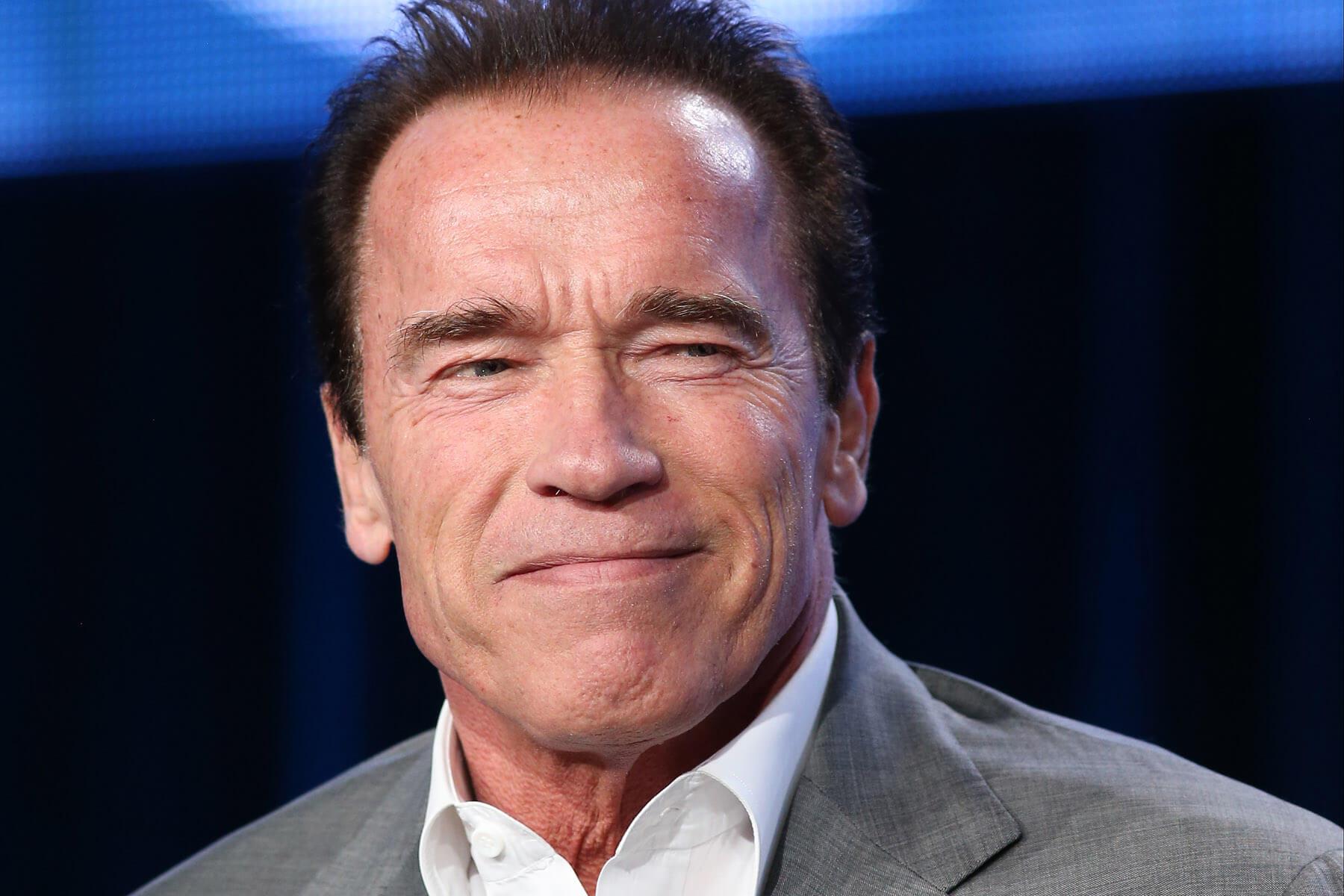 Buon compleanno Arnold Schwarzenegger!