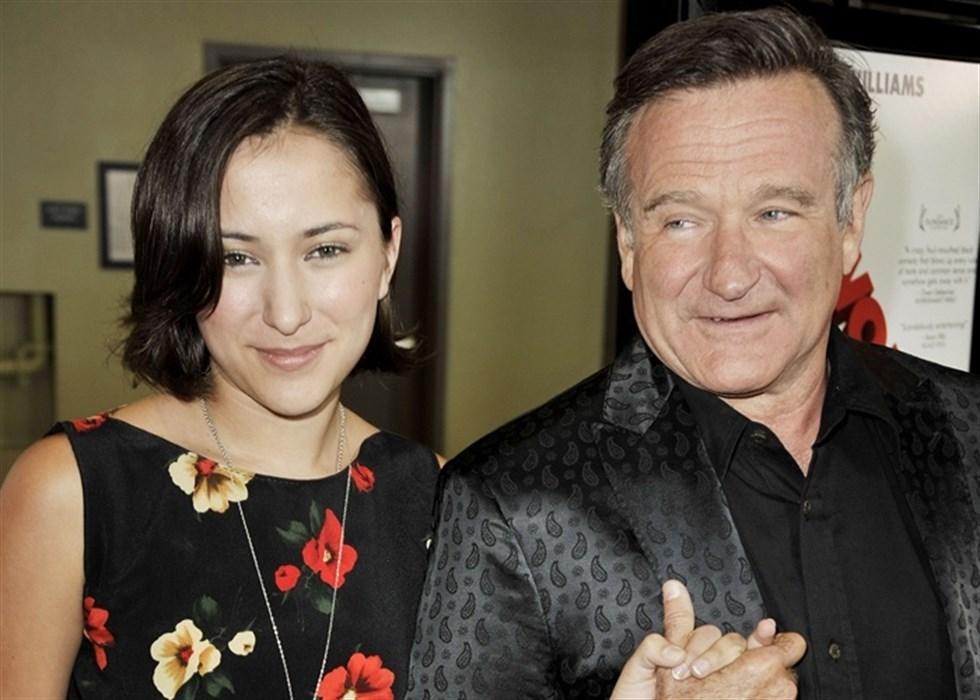 Robin Williams avrebbe compiuto oggi gli anni: il toccante messaggio della figlia per la morte del padre