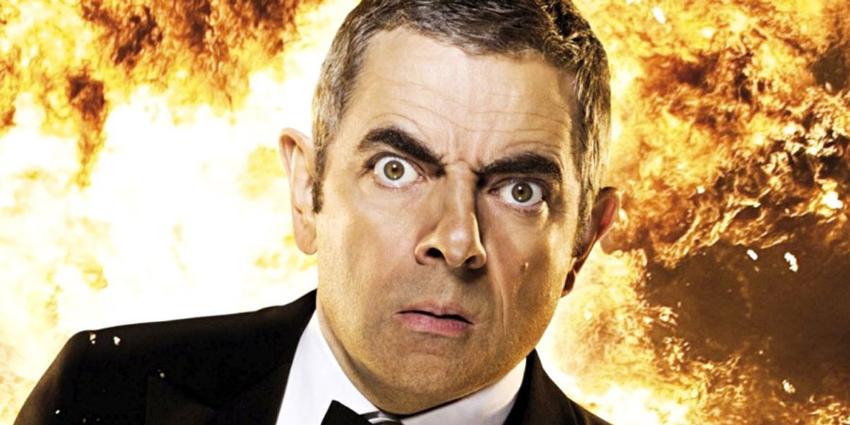 Johnny English 3: nuovo poster del film con Rowan Atkinson + trailer