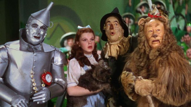 Il mago di Oz: in preparazione la versione animata