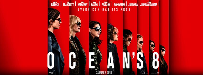 OCEAN'S 8 – La recensione