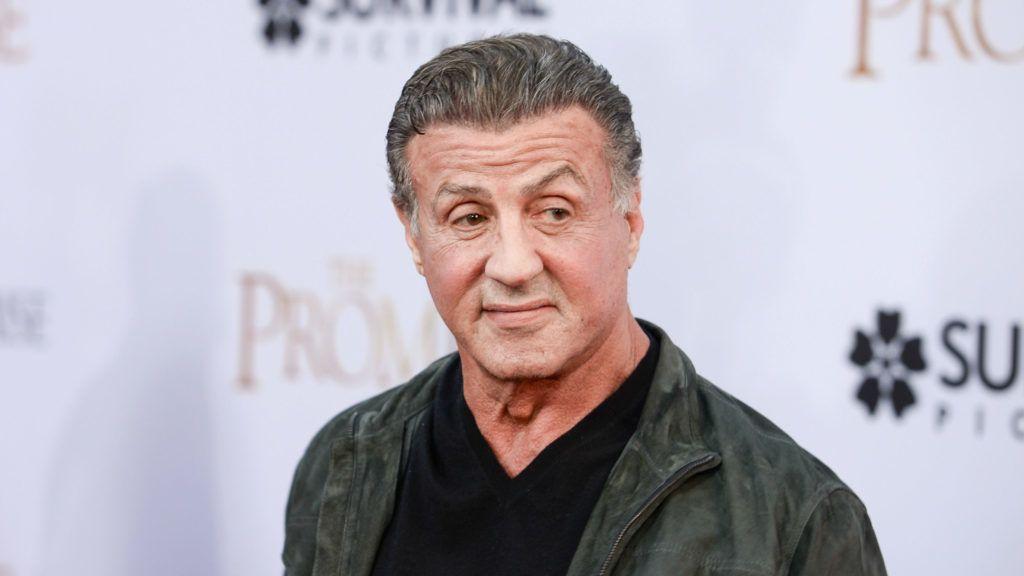 """Sylvester Stallone e la prima foto dal nuovo set di """"Samaritan"""""""