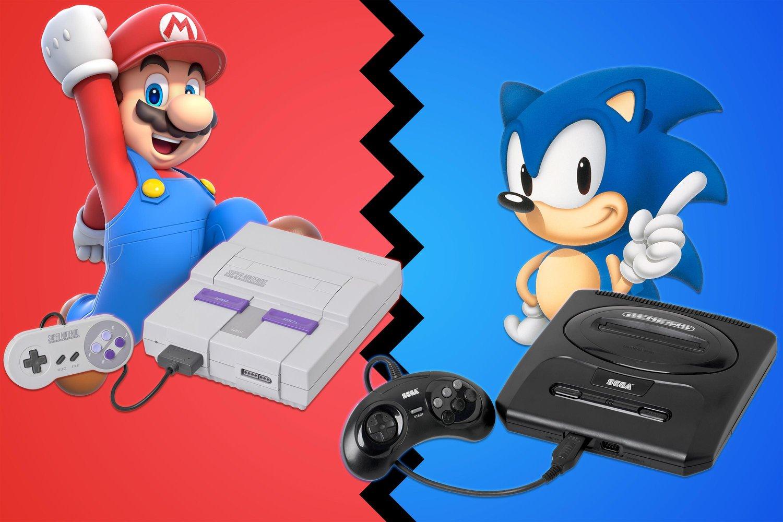 Nintendo e Sega: quando non sapevi cosa scegliere