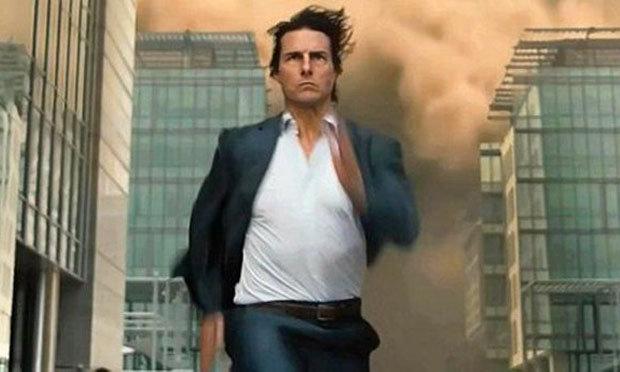 Uno studio scopre che più Tom Cruise corre, più i suoi film sono belli