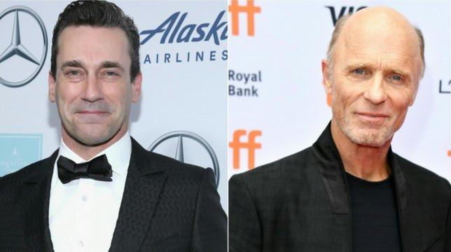 Top Gun 2: si aggiungono al cast Ed Harris e Jon Hamm