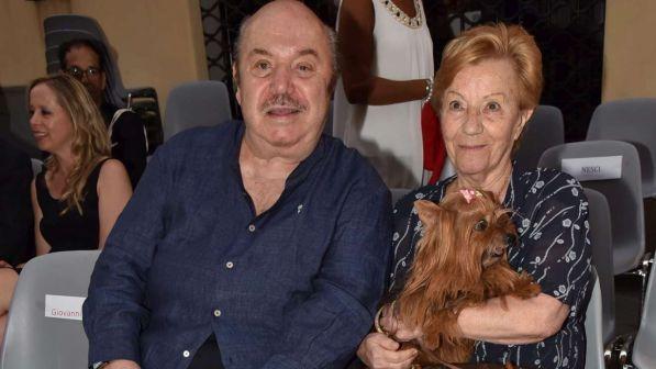 Lino Banfi tira un sospiro di sollievo dopo il dramma della moglie