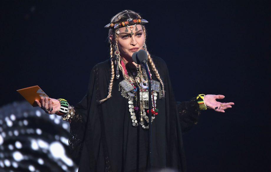 Madonna criticata per il tributo di Aretha Franklin: la sua risposta