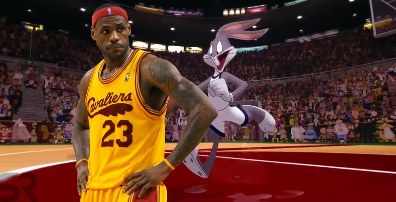 "Aggiornamenti su ""Space Jam 2"" con LeBron James"