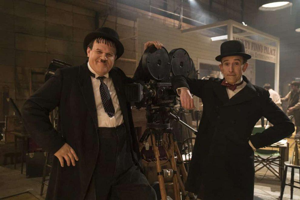 Stanlio e Ollio: John C. Reilly e Steve Coogan divertono e commuovono alla Festa del Cinema