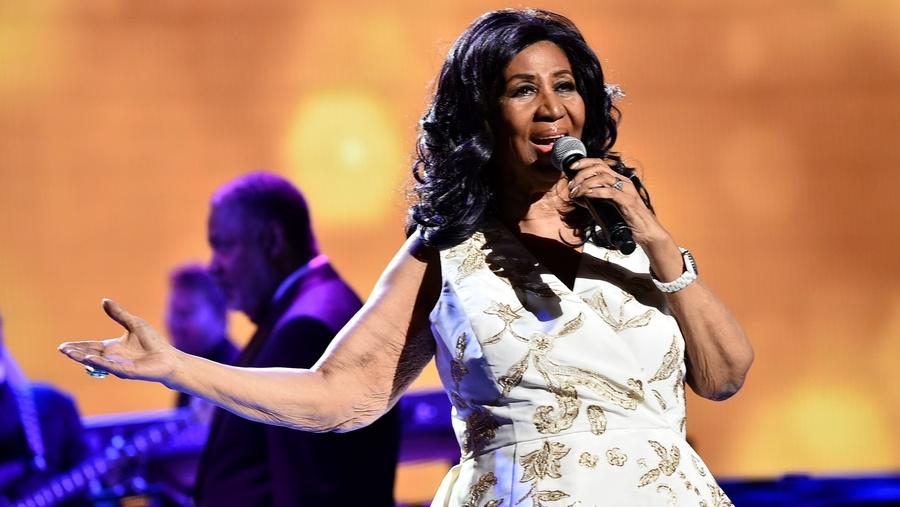 """Aretha Franklin in fin di vita ma ancora """"vigile e cosciente""""."""