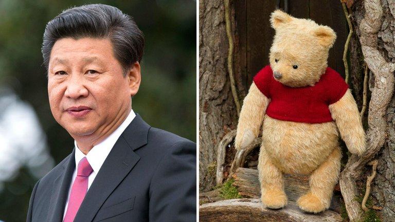 """""""Ritorno al bosco dei 100 acri"""": bandito il film su Winnie The Pooh in Cina"""