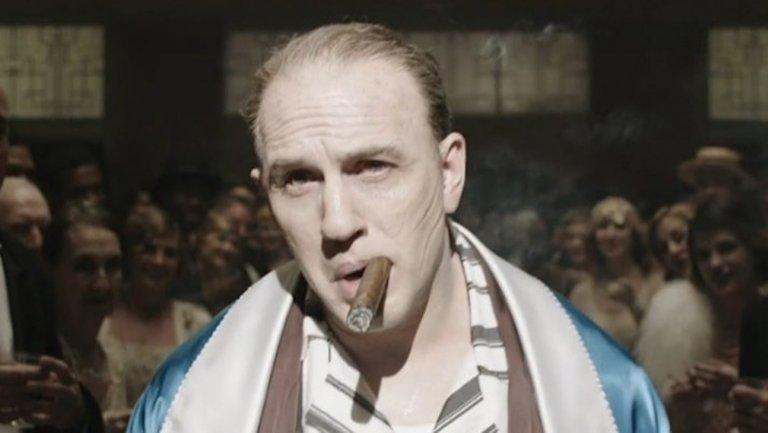 Nuova foto di Tom Hardy nei panni di Al Capone!