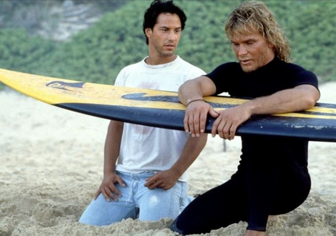 Point Break – Punto di rottura, le curiosità